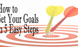 5 Tips on How to Set Your Goals