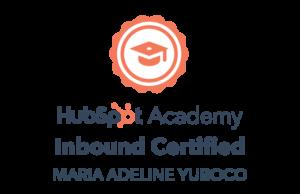 adele-yuboco-inbound-certification-hubspot